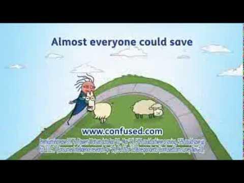 Confused.com - Car Insurance (v3, 2011, UK)