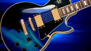Slow Blues Rock Backing Track in D minor (Dm) TCDG
