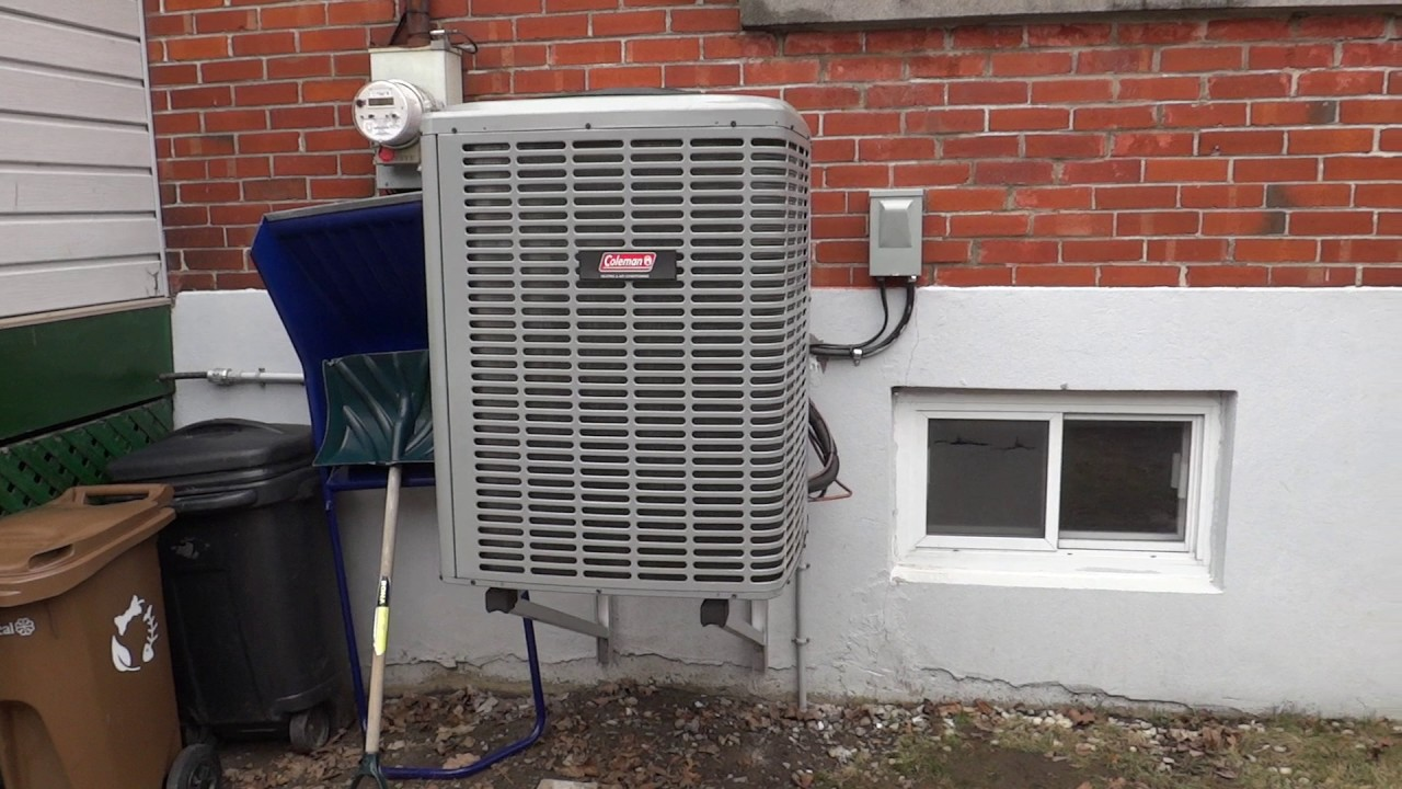 Heat Pump Coleman Lx Model Thjf24s41s3a  Made By York In