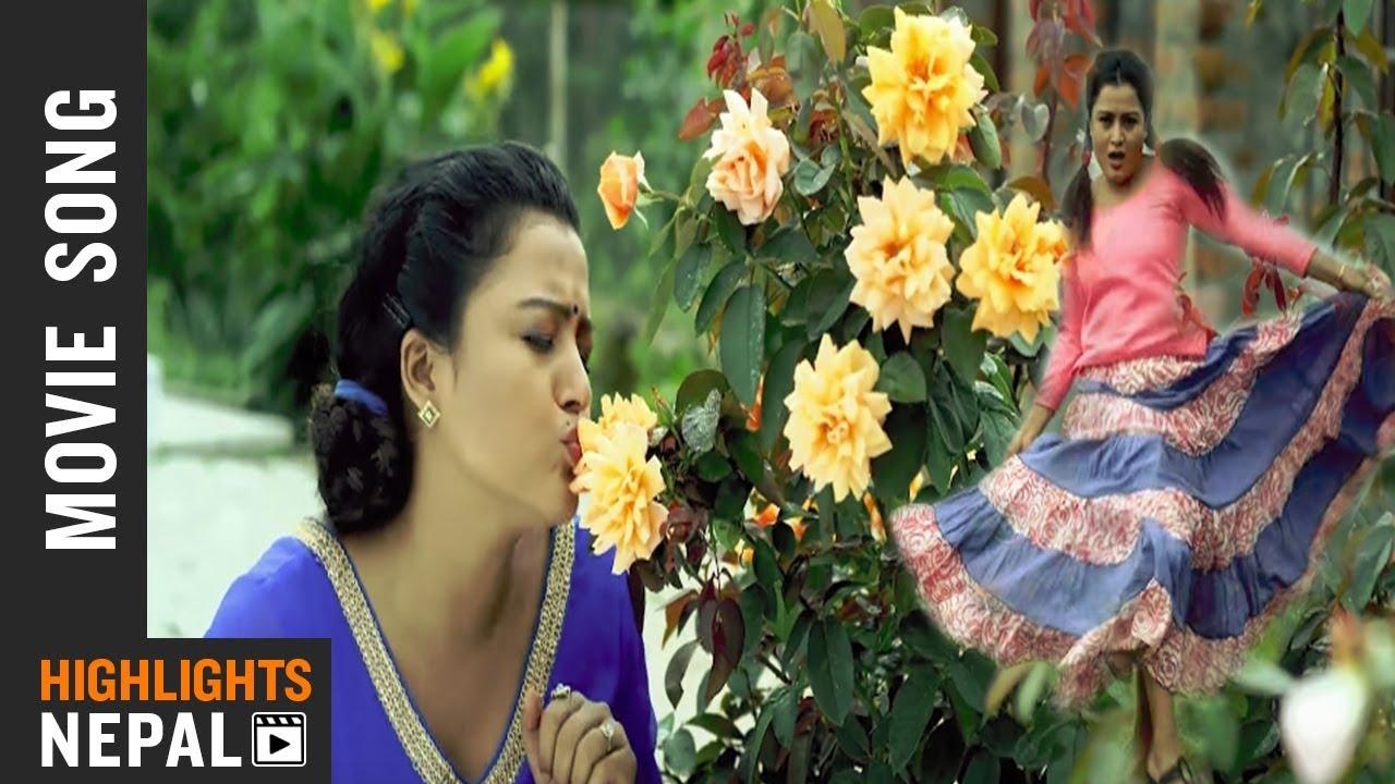 Batash Roki Dinchhu   TATHASTU Song   Rekha Thapa - YouTube Nepali Movie Song By Rekha Thapa