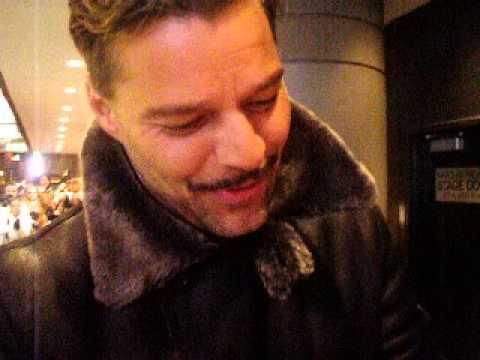 Ricky Martin Says Happy Birthday to Liliana