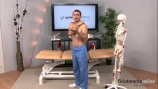 Tratamiento para la tendinitis del hombro y el manguito rota...