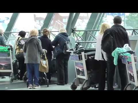 Iceland's Modern and Easy Keflavik International Airport