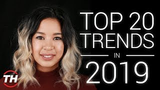 Top 20 Trends in 2019 Forecast - TrendHunter.com's 2019 Trend Report