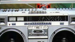 Old School Electro Hip Hop - Back to The 80's - DJ MIx
