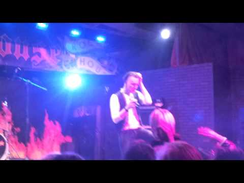 Solar Fake - The Pages (Live in Moscow, Rock House, 23/02/2014)