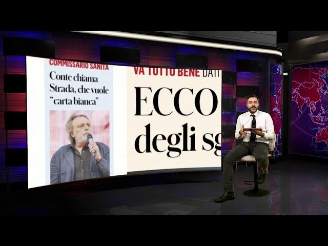 Rassegna Stampa dell'11 novembre a cura di Matteo Torrioli