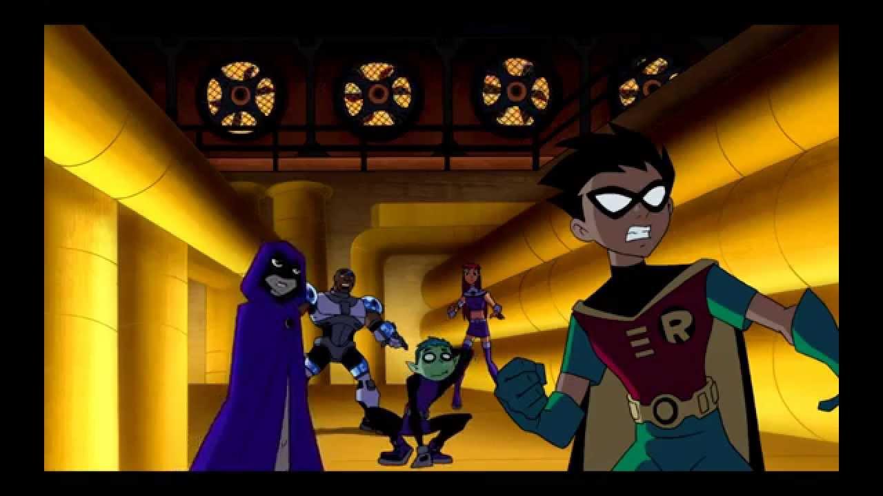 Slade Vs The Teen Titans - Youtube-7633