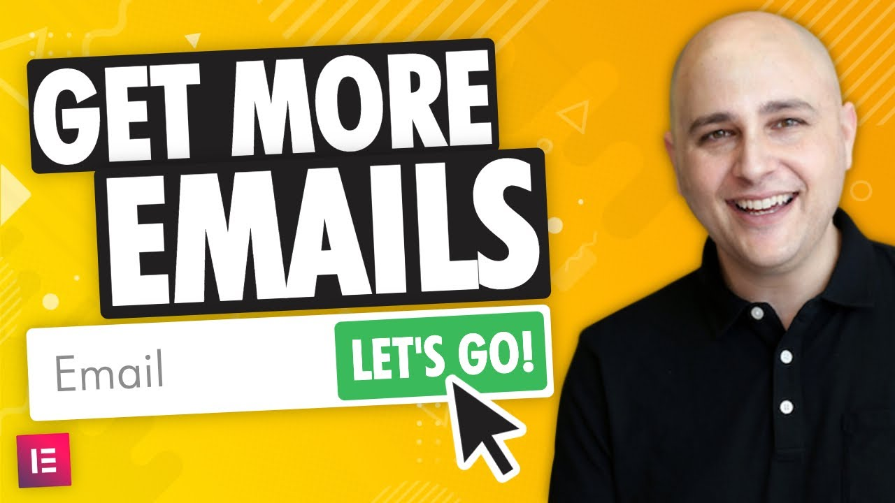 How To Increase Email Signups With A Minimalist Opt-in Form Using Elementor
