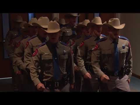 Texas Department of Public Safety 161st Trooper Training Class Graduation Ceremony (Aug. 4, 2017)