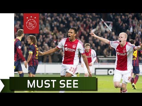 Het mooiste van Ajax - Barcelona