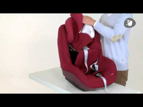 Maxi Cosi   How To Wash And Clean Your 2wayPearl Car Seat Cover