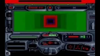 PC DOS - Tunnels of Armageddon Ending (Secret Menu)