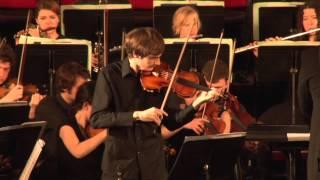 UWA Symphony Orchestra - soloist Riley Skevington