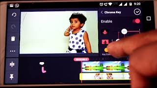 Change Video Background without Green Screen Android App Kinemaster