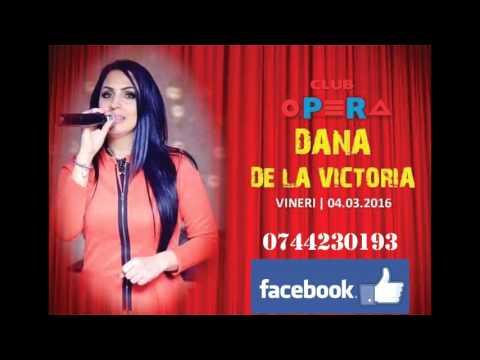 Dany si Dana de la Victoria Club Opera Blaj Live 2016