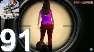 Sniper 3D Gun Shooter: Free Elite Shooting Games - Gameplay Walkthrough Part 91 (Android, iOS)