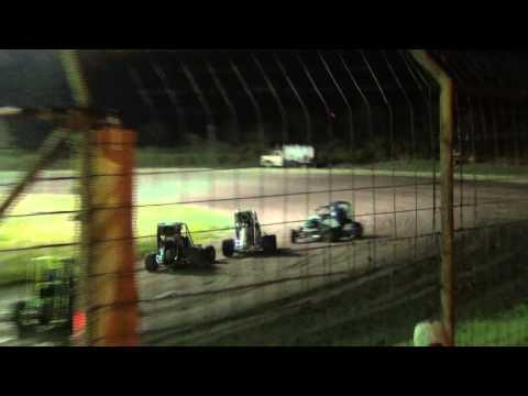 7/27/2013 Race Crash Gulf Coast Speedway