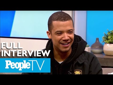 'Game Of Thrones' Actor Jacob Anderson Reveals Which Co-Stars Formed A Band & More (FULL) | PeopleTV