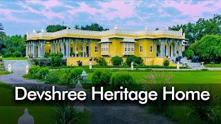 Devshree Heritage Home - Excellent Shooting Location in Rajasthan | Apoorva Srinivasan | Media9manoj