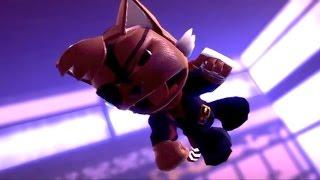 LittleBigPlanet 2 - NINJA CAT 2
