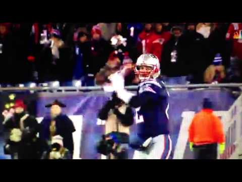 Gronk molested by cj Mosley