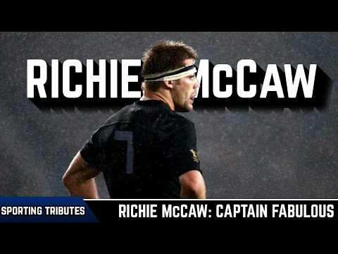 Richie McCaw: Captain Fabulous