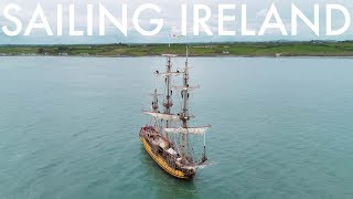 THE CRAZIEST THING I'VE EVER DONE (4K) - Sailing Ireland Part 2