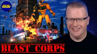 What is Blast Corps on Nintendo 64? | Friday Night Arcade