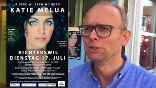 Katie Melua Vorverkauf Blickwinkel Richterswil
