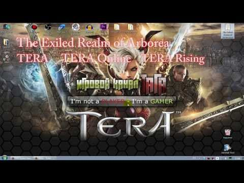 Tera online загрузка и установка клиента игры