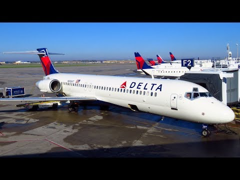 TRIP REPORT | Delta Boeing 717 (ECONOMY) | Newark - Minneapolis/St. Paul