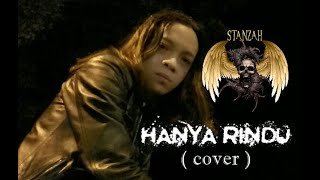Download HANYA RINDU - ANDMESH (cover) I STANZAH
