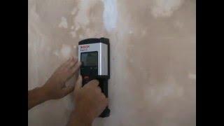 康師傅抓漏防水科技-偵測牆體水管 (高雄 屏東 房屋漏水處理) thumbnail