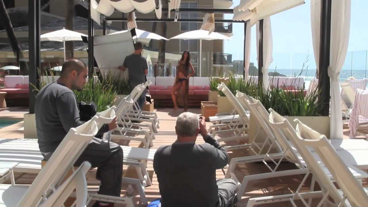 Behind The Scenes: Spring/Summer 12' Catalog