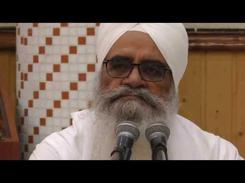 Live:  11-11-2018 - Delhi -  Sant Bhupinder Singh Ji Rara Sahib Jarg