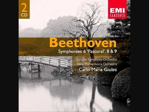 "Ludwig Van BEETHOVEN - Symphony No. 6 in F major ""Pastoral"" op. 68 (1) - Giulini/NPO"