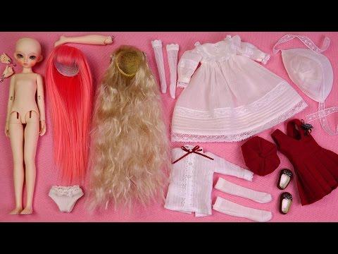 ★구체관절인형♥바니나인/바니바니 리틀푸딩B 개봉후기★Ball-Jointed Doll-Bunny Nine Little Pudding B type/BJD