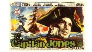 La Ruta del Cine de Dénia - Punto 1, Capitan Jones en Plaza de San Antonio