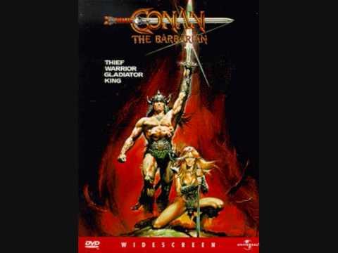The Gift of Fury - Conan the Barbarian Theme (Basil Poledouris)