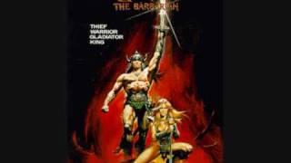 the gift of fury   conan the barbarian theme basil poledouris