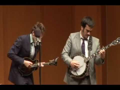 Punch Brothers: Brakeman's Blues (Live)