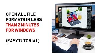 Open All File Formats on Windows! (RAW, RAF, TIF, DNG ++) EASY!