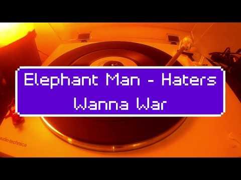 Elephant Man - A - Haters Wanna War mp3