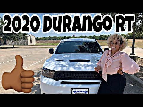 2020 Dodge Durango R/T Is One Amazing SUV!!!!!!! Review!!!!!