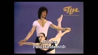 Tele Nostalgia Espectaculares Jes. Ballet nacional de Colombia, Orquesta de cuerdas de Pedro Romero