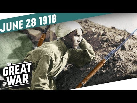 The Run For The Baku Oil Fields I THE GREAT WAR Week 205