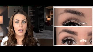 HOW TO GROW & CHANGE YOUR EYEBROWS!