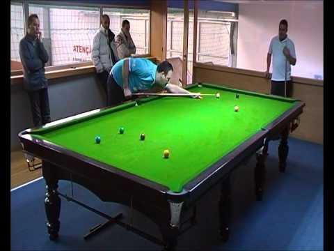 Snooker  - Paulo Pereira 67 Break & Clearence
