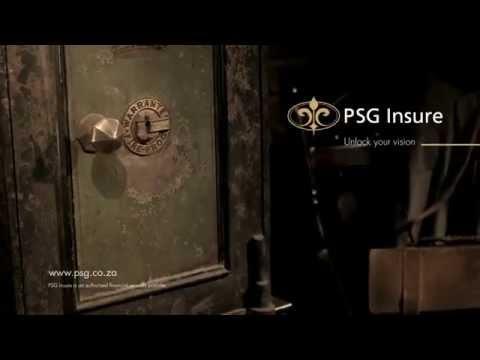 PSG Insure Television Advertisement 2013